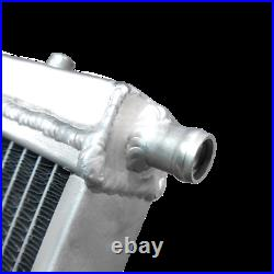 CXRacing Aluminum Heat Exchanger Air Water IC For Ford Mustang 1960s