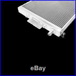 CXRacing Aluminum Heat Exchanger For Air to Water Intercooler 17x15.5x2 Inch