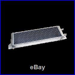 CXRacing Aluminum Heat Exchanger Liquid Water to Air Intercooler Pump Kit