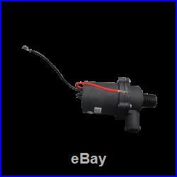 CXRacing Barrel Style Liquid Water to Air Intercooler Heat Exchanger Pump
