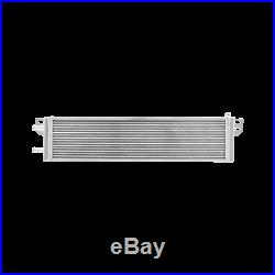Aluminum Heat Exchanger For Air to Water Intercooler 30x7x2.25 Inch Supercharger