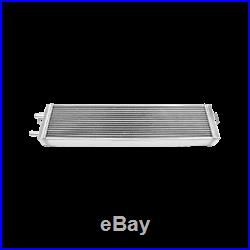 CXRacing Heat Exchanger For Air to Water Intercooler Supercharger 30x7x2.25 Inch