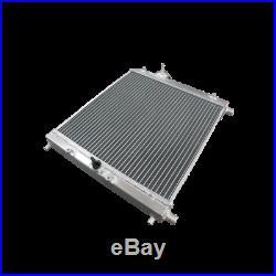 CXRacing Heat Exchanger Water to Air Intercooler + pump