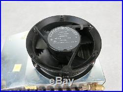 Comair Rotron PT2B3 Fan & HEAT EXCHANGER WATER LIQUID AIR COOLING