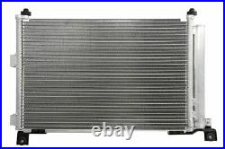 Delphi Ac Air Condenser Radiator Cf20421