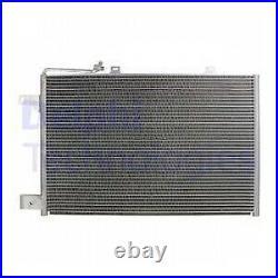 Delphi Klima Kondensator Klimaanlage Klimakühler Für Mercedes 04-12