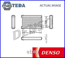 Denso Heater Radiator Exchanger Lhd Only Drr05005 G New Oe Replacement