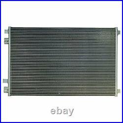 Der Kondensator, Die Klimaanlage Für Renault Megane II Bm0 1 Cm0 1 F9q 808