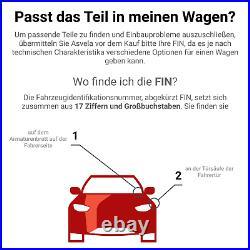 Der Lüfter, Der Heizkörper Für Audi Seat A4 8e2 B6 Alz Avb Bdv Awa Avf Febi