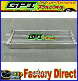 GPI Air to Water Intercooler Aluminum Liquid Heat Exchanger RACING new