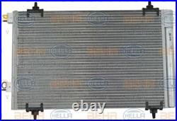 HELLA Kondensator Klimaanlage Klimakondensator Klimakühler 8FC 351 317-574