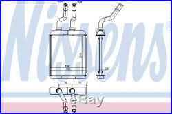 Heater Matrix Core 70017 ALFA ROMEO 156 1.9 JTD 16V 2.0 JTS 2.4 2.5 V6 24V LHD