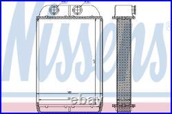Heater Matrix Core 70232 AUDI A6 Avant 1.9 TDI 2.0 2.4 quattro 2.5 2.7 T LHD