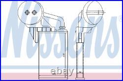 Heater Matrix Core 72207 RENAULT MASTER II Box 3.0 dCi 120 140 LHD