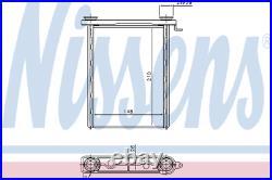 Heater Matrix Core 73343 RENAULT FLUENCE 1.5 dCi 1.6 16V 2.0 LHD