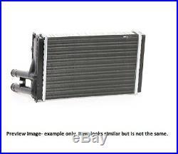 Heater Matrix Core 73972 VW SHARAN 1.8 T 20V 1.9 TDI 4motion 2.0 16V LHD