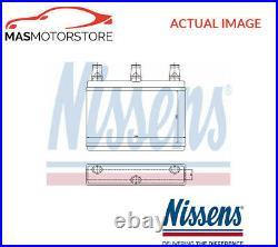 Heater Radiator Exchanger Lhd Only Nissens 70522 P For Bmw 5,6, E60, E61, E63, E64