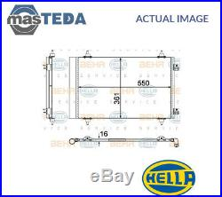 Hella A/c Air Con Condenser 8fc 351 304-284 P New Oe Replacement