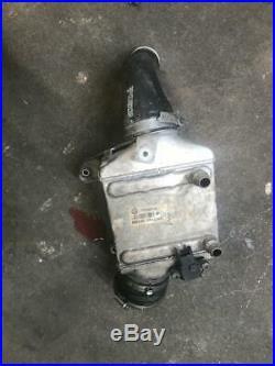INTERCOOLER RADIATOR BOOST AIR CYLINDER 5-8 left BMW F01 7er F07 5er 7575403-02