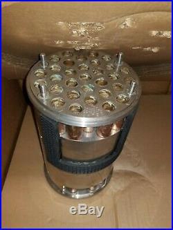 Ingersoll Rand Centac CVO S2 Std Shell Tube Heat Exchanger 22463475 Air Cooler