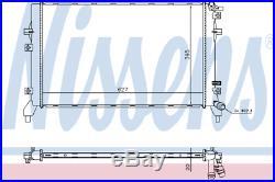 Intercooler Air Cooler Turbo 65315 Aluminium