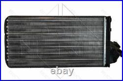 Interior Heater Matrix Heat Exchanger MBW638,638/2, VITO, V 0038350001