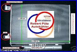Klimakondensator Kondensator & Trockner Mercedes A Klasse W169, A150 & A170