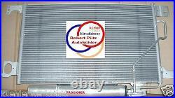 Klimakondensator Kondensator & Trockner NR, Mercedes, C Klasse W203, Limousine