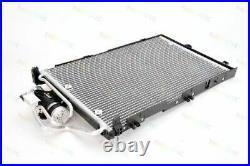 Kondensator Klimaanlage Thermotec Ktt110174 I Für Opel Corsa C, Tigra, Combo