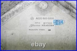 Ladeluftkühler Mercedes E-Klasse E400 CDI W211 2205000300 4.0 191 KW 260 PS