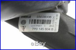 Ladeluftkühler VW TOUAREG 7P rechts MAHLE 3.0 193 KW 262 PS Diesel 03/2018