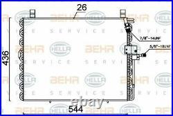 MAHLE BEHR A/C condenser AC357000S