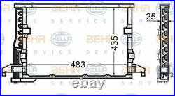MAHLE BEHR A/C condenser AC512000S
