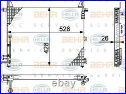 MAHLE BEHR Aircon condenser PREMIUM LINE AC656000P