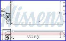 NISSENS Interior Heater Matrix 73372 (SPEC ORDER non-UK stock)