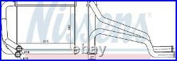 NISSENS Interior Heater Matrix 77652