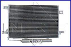 NRF Klimaanlage Klimakondensator Klimakühler EASY FIT für Mercedes A & B-Klasse