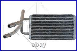 NRF Wärmetauscher Heizungskühler Innenraumheizung Vorne 54227