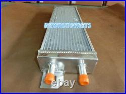 New Air to Water Intercooler Universal Aluminum Liquid Heat Exchanger