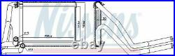 Nissens 707071 Heat Exchanger Interior Heating Lhd