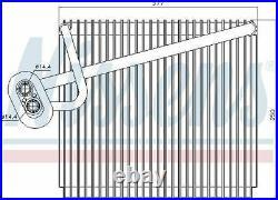 Nissens 92289 Evaporator Air Conditioning