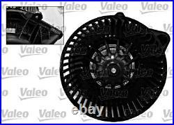 OPEL Vivaro Kombi RENAULT Trafic II 2 Innenraumgebläse Lüftermotor mit Klima 01
