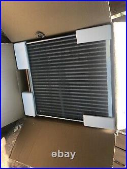 Outdoor Wood Furnace Boiler Water to Air Heat Exchanger 24X24