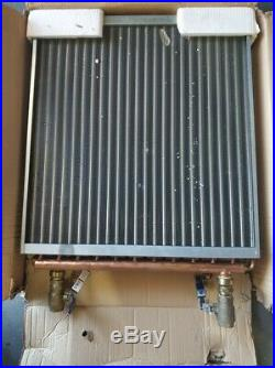 Outdoor Wood Furnace Boiler Water to Air Heat Exchanger 24X24 with Crane/Flange