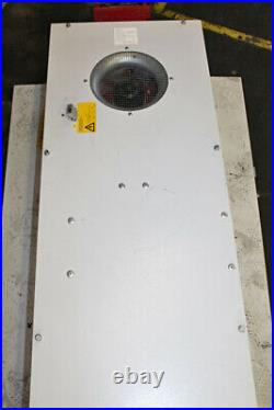 Pfannenberg Wärmetauscher PWS 7502/1 230V 50/60Hz / Heat exchanger air/water