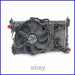 Radiator Fan Opel CORSA d 1.3 CdTI 07.06- 898160000 radiator