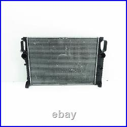 Radiator Mercedes CLS 219 55 AMG radiator Original