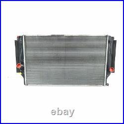 Radiator Toyota Rav 4 III 2.2 d 11.05- 16400-26390 67 x 41,5 cm