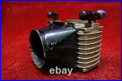 Stewart Warner Heat Exchanger Engine Oil Cooler With Air Duct PN 10599A