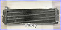 Universal Air-Water Cooler Aluminum Radiator Heat Exchanger 625mm x 200mm x 60mm